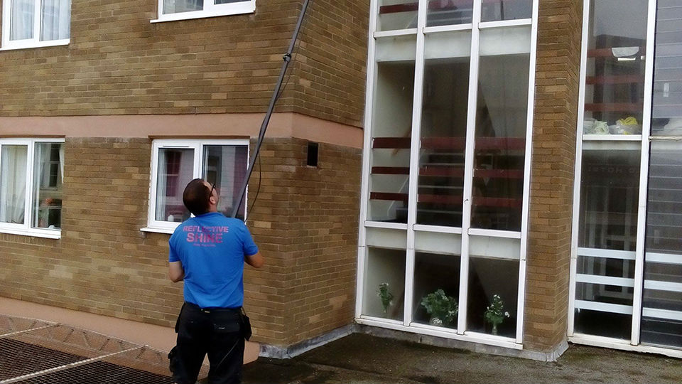 Window cleaners Portishead, Somerset