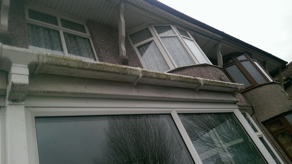 Gutter cleaning Weston-super Mare, Somerset