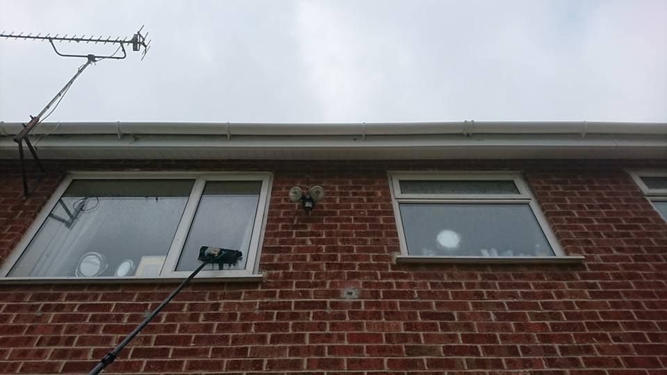Gutter cleaners in Weston-super Mare, Somerset
