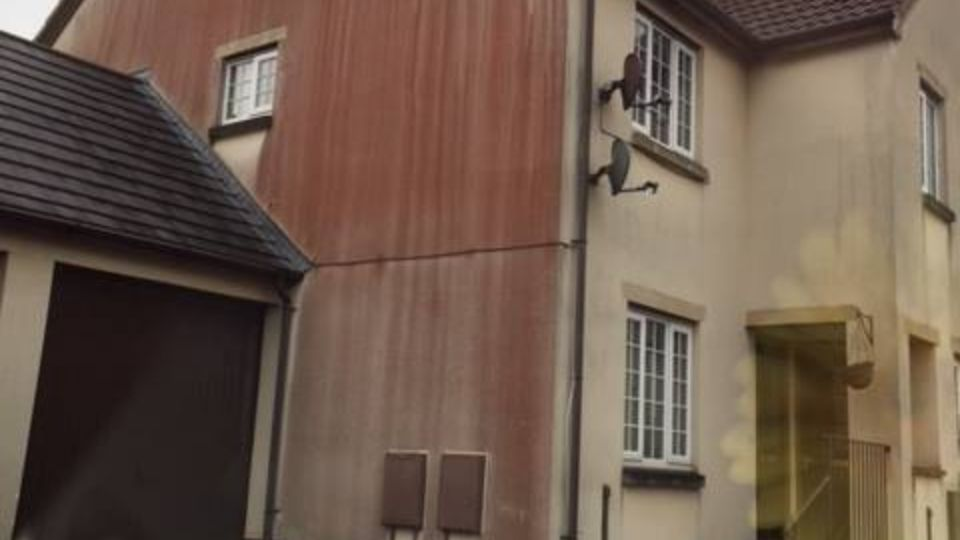 Render cleaners Portishead, Somerset